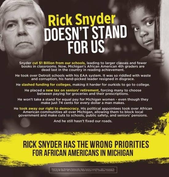 Snyder ad